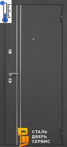 Металлические уличные двери в Нахабино
